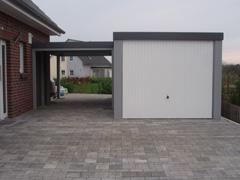 Garage Bilder carport garage kombination die schönsten einrichtungsideen